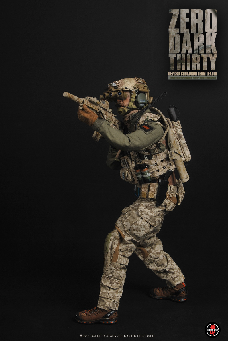 product announcement soldierstoryzero dark thirtydevgru