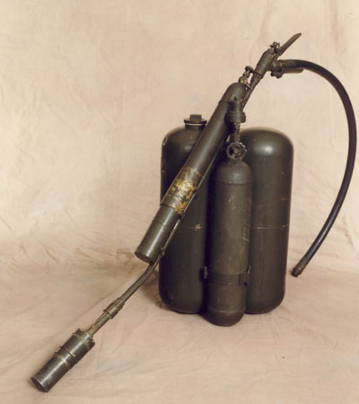 """WW2/US D-DAY Normandy """"Flame thrower"""".-m1-jpg"""
