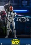 Hot Toys - SWCW - 501 Battalion Clone Trooper collectible figure (Deluxe)_PR3.jpg