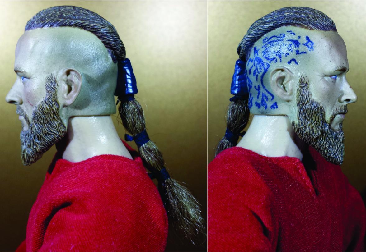 Monkey Depot - Head: Easy & Simple Viking